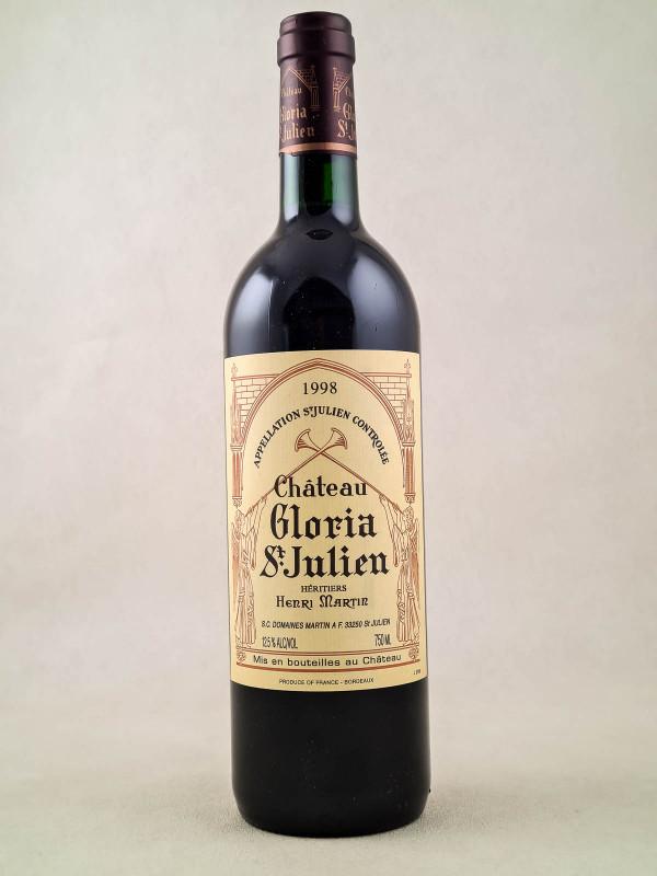 Gloria - Saint Julien 1998