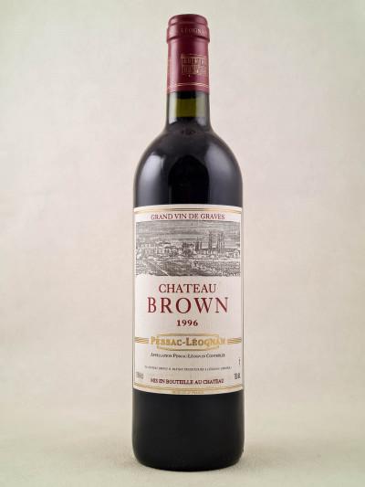 Brown - Pessac Léognan 1996