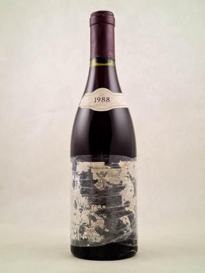 Musigny - Moine Hudelot 1988