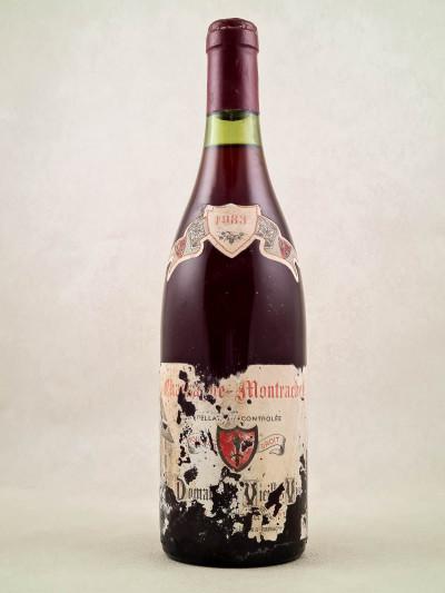 """Baudrand & Fils - Chassagne Montrachet """"Vieilles Vignes"""" rouge 1983"""