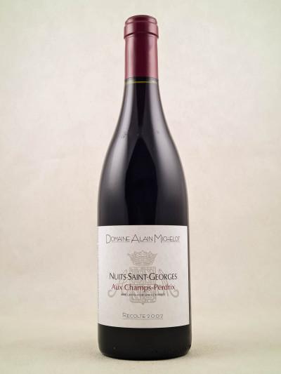 """Alain Michelot - Nuits St Georges """"Aux Champs Perdrix"""" 2002"""