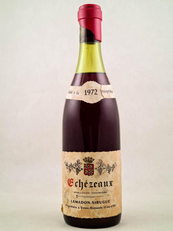 Lamadon Sirugue - Echezeaux 1972