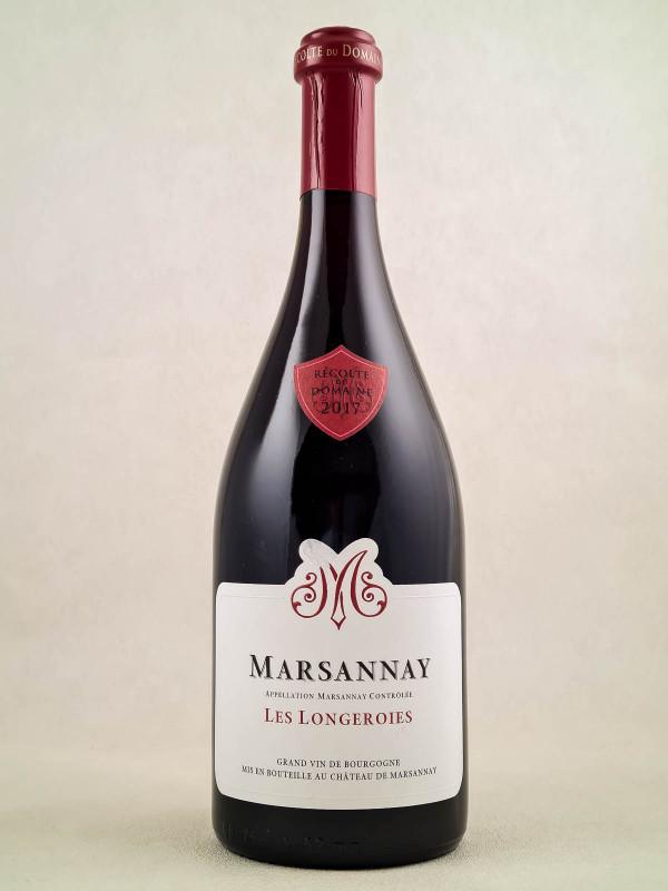 "Château de Marsannay - Marsannay ""Les Longeroies"" 2017 MAGNUM"