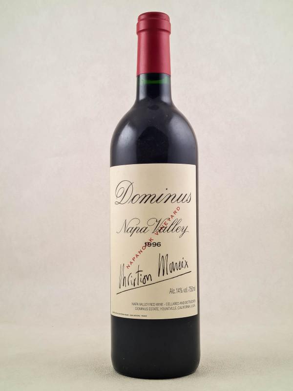 Dominus Christian Moueix - Yountville 1996