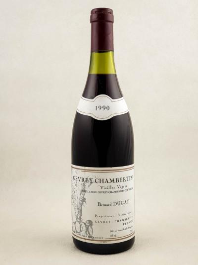 "Dugat Py - Gevrey Chambertin ""Vieilles Vignes"" 1990"