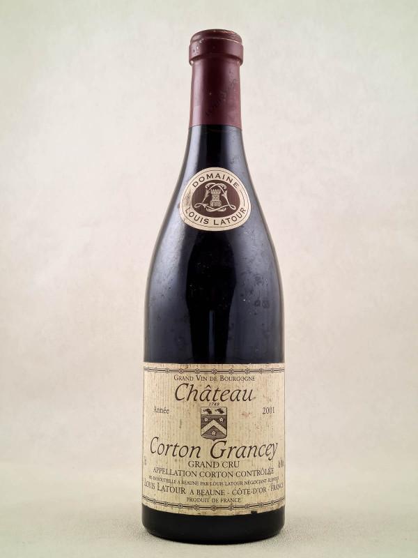 Louis Latour - Corton Grancey 2001