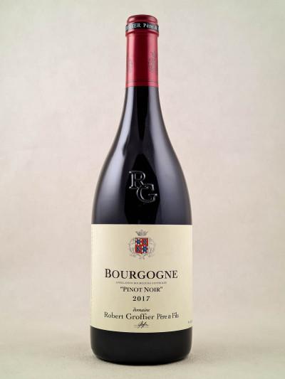 """Robert Groffier - Bourgogne """"Pinot Noir"""" 2017"""