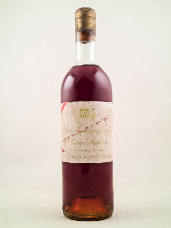 Roumieu - Sauternes 1959