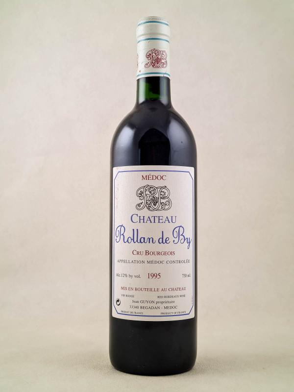 "Rollan de By - Médoc ""Cru Bourgeois"" 1995"