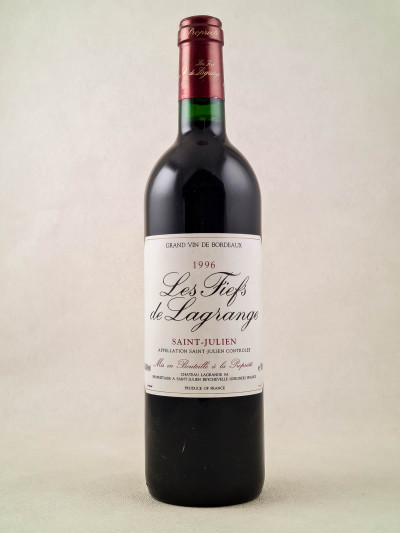 Fiefs de Lagrange - Saint Julien 1996