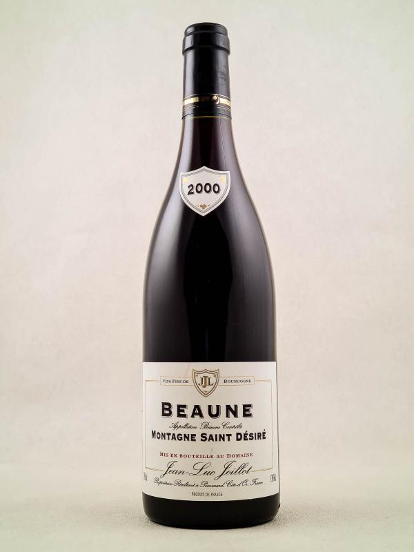 """Jean-Luc Joillot - Beaune """"Montagne Saint Désiré"""" 2000"""