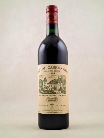Carbonnieux - Graves 1984