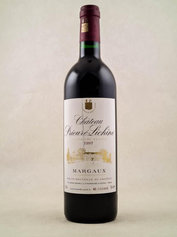 Prieuré Lichine - Margaux 1997