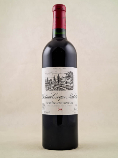 Croque Michotte - Saint Emilion 1998