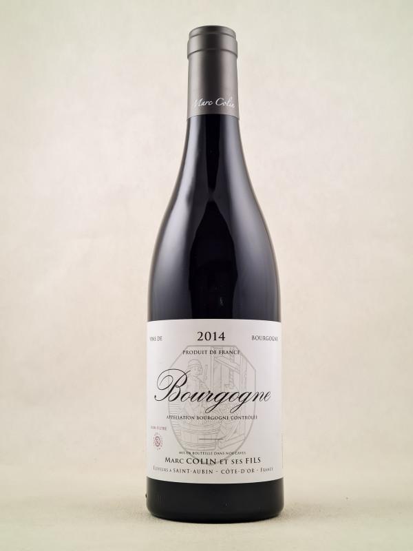 Marc Colin - Bourgogne 2014
