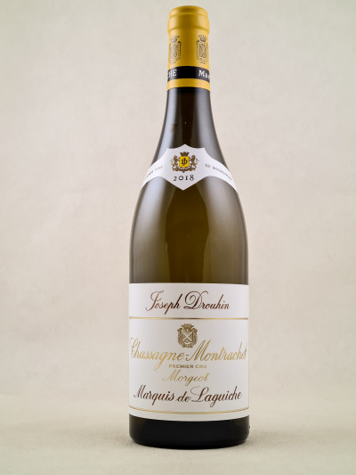 "Simon Colin - Chassagne Montrachet 1er cru ""Morgeot"" 2018"