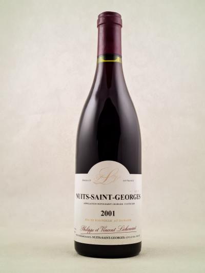 Lécheneaut - Nuits Saint Georges 2001