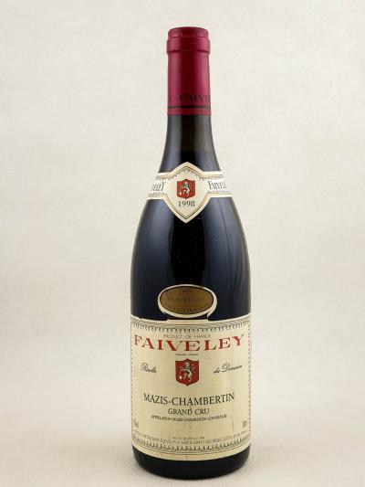 Faiveley - Mazis Chambertin 1998