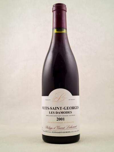 """Lécheneaut - Nuits Saint Georges """"Les Damodes"""" 2001"""