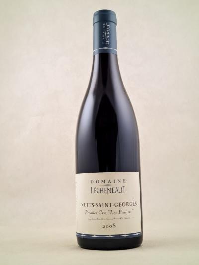 """Lécheneaut - Nuits Saint Georges 1er Cru """"Les Pruliers"""" 2008"""