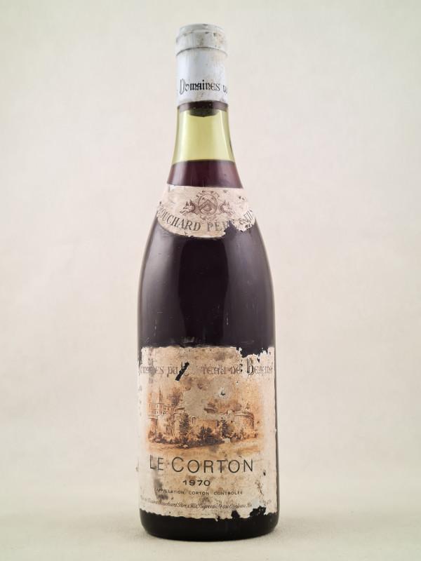 Bouchard Père & Fils - Le Corton 1970