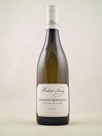 """Hubert Lamy - Chassagne Montrachet """"Le Concis du Champs"""" 2015"""