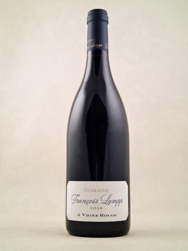 """François Lumpp - Givry 1er cru """"A Vigne Rouge"""" 2018"""