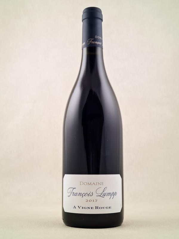 """François Lumpp - Givry 1er cru """"A Vigne Rouge"""" 2017"""