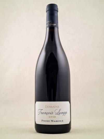 "François Lumpp - Givry 1er cru ""Petit Marole"" Red 2018"