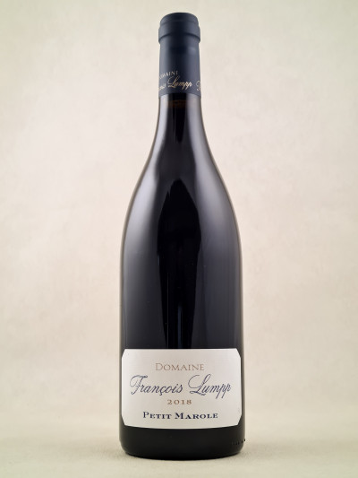 "François Lumpp - Givry 1er cru ""Petit Marole"" Rouge 2018"