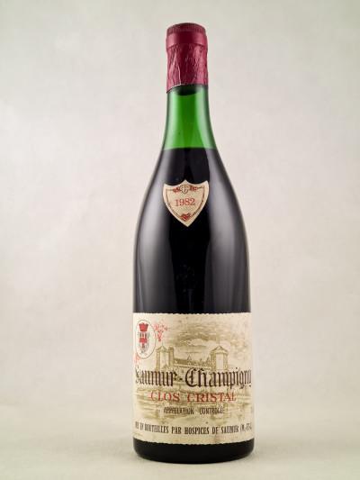 Clos Cristal - Saumur Champigny 1982