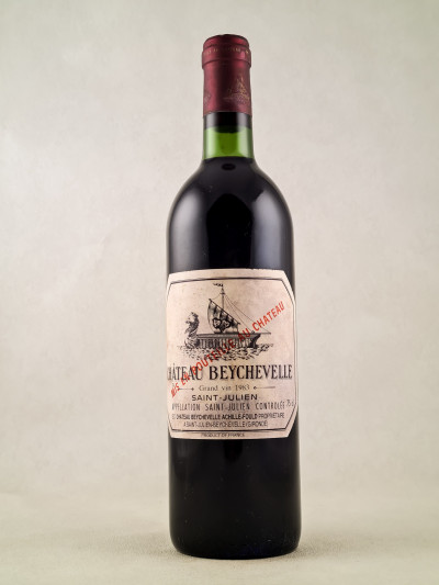 Beychevelle - Saint Julien 1983