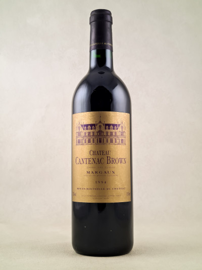 Cantenac Brown - Margaux 1994