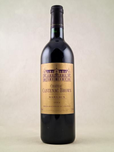 Cantenac Brown - Margaux 1994