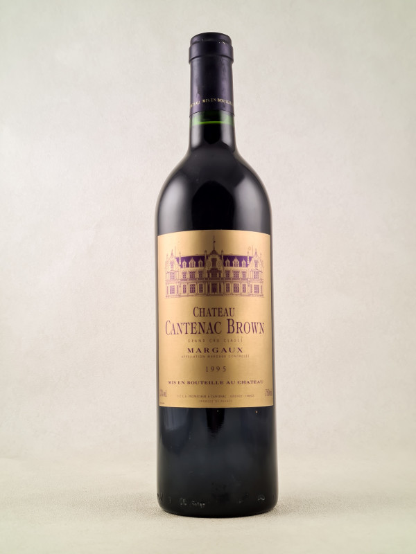 Cantenac Brown - Margaux 1995