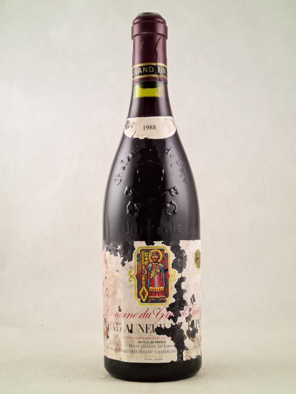 Grand Tinel - Châteauneuf du Pape 1988