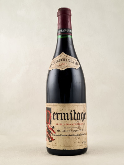 Chapoutier - Hermitage 1979