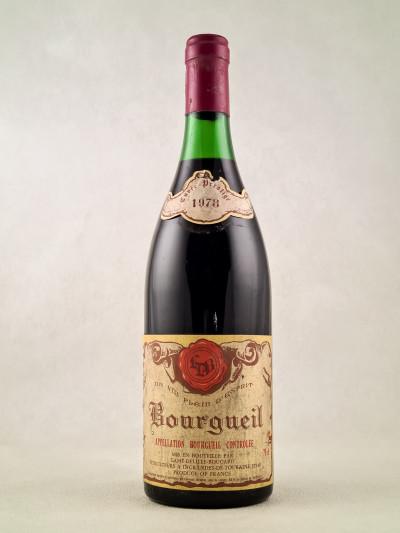 """Lamé Delille Boucard - Bourgueil """"Cuvée Prestige"""" 1978"""