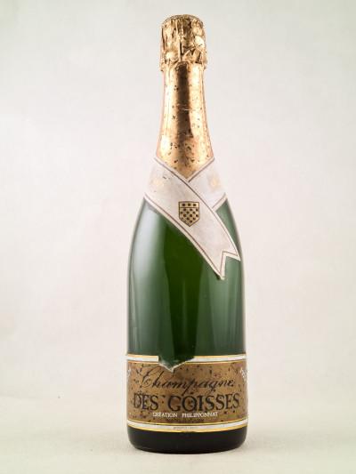 "Philipponnat - Champagne ""Des Goisses"" 1979"