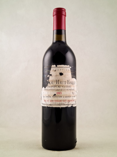 Haut Bailly - Graves 1985