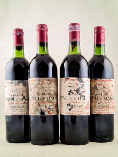 Lynch Bages - Pauillac 1981
