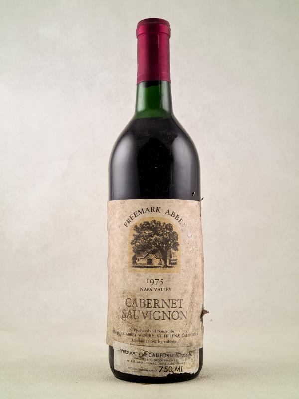 Freemark Abbey - Cabernet Sauvignon 1975