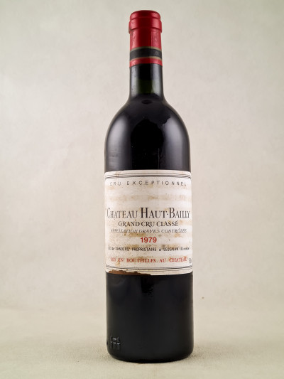 Haut Bailly - Graves 1979