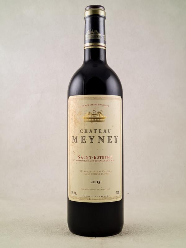 Meyney - Saint Estèphe 2003