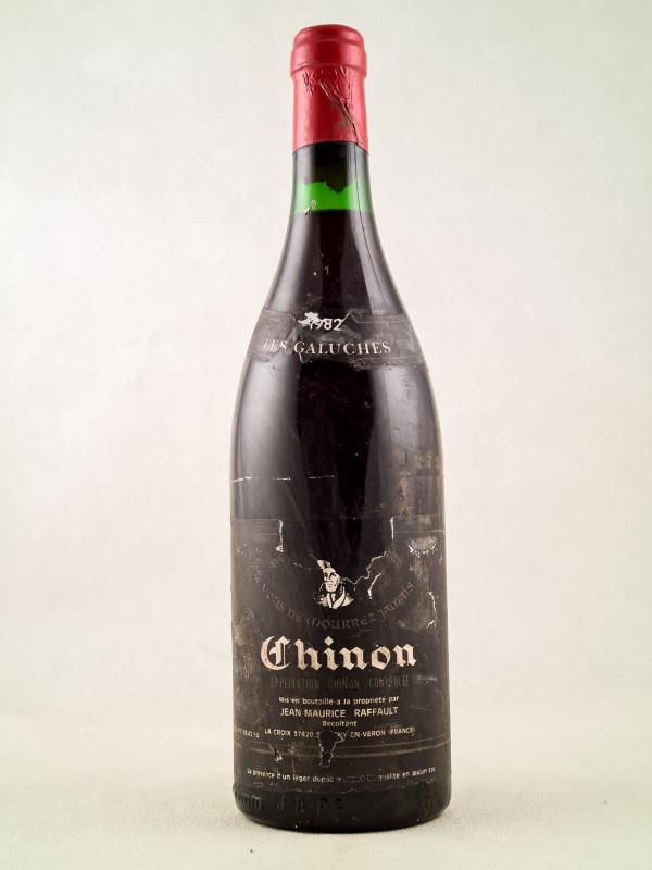 "JM Raffault - Chinon ""Les Galuches"" 1982"
