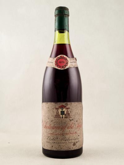 Malvoisin - Châteauneuf du Pape 1978