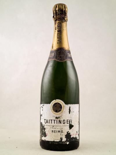 Taittinger - Brut 1962