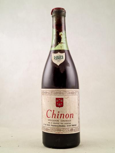 Caillé - Chinon 1983