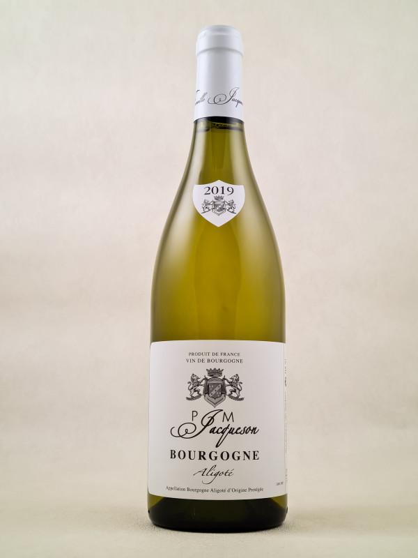Jacqueson - Bourgogne Aligoté 2019