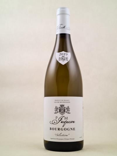 """Jacqueson - Bourgogne """"Sélection"""" 2019"""